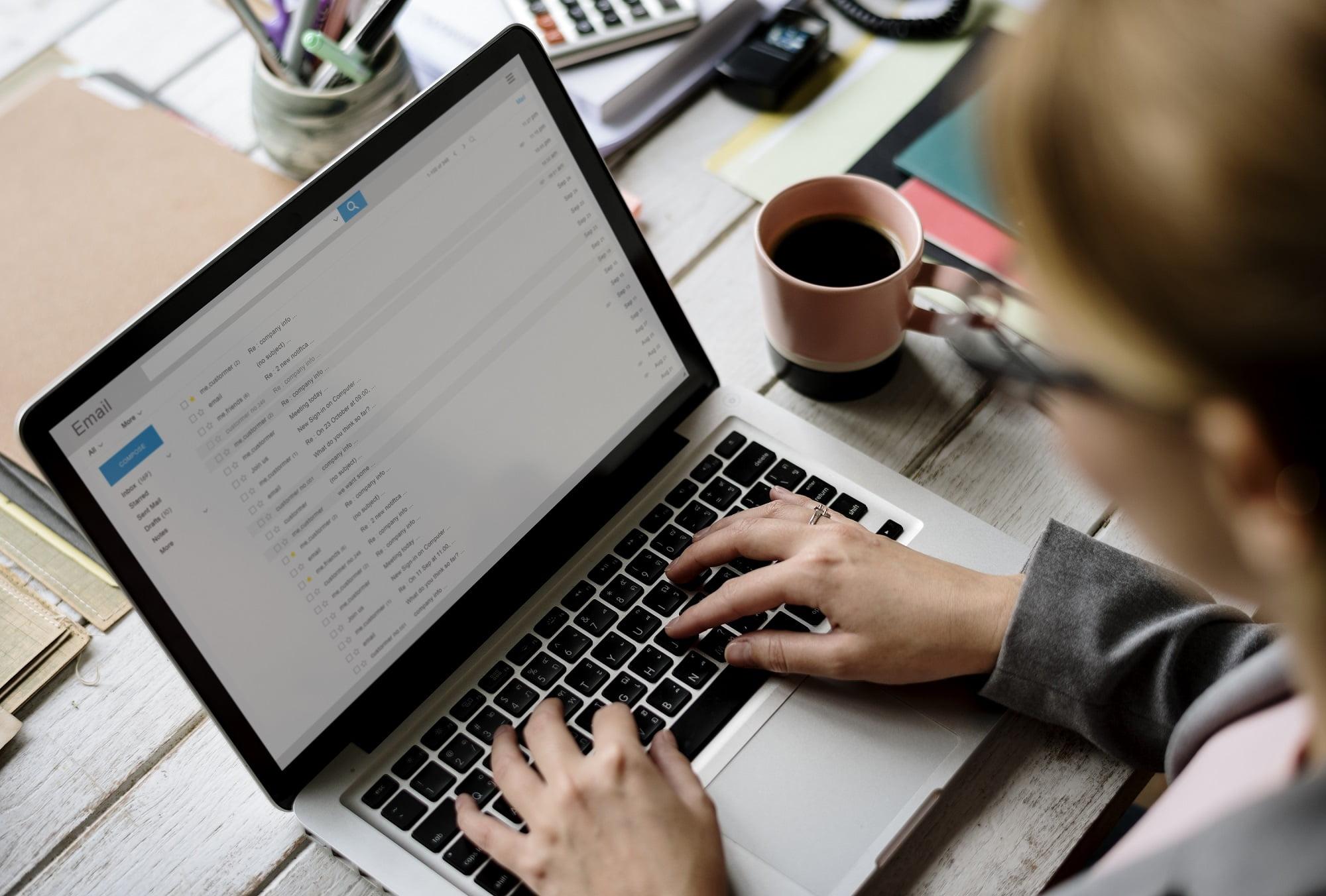 emailmarketing voor restaurants spam